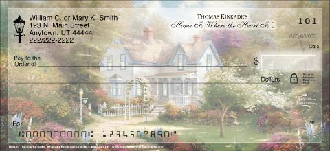 Best of Thomas Kinkade Personal Checks