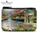 Best of Thomas Kinkade Coin Purse