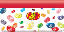 Jelly Belly Checkbook Cover