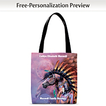 Keep the Navajo Spirit by Your Side with this Colorful Carryall