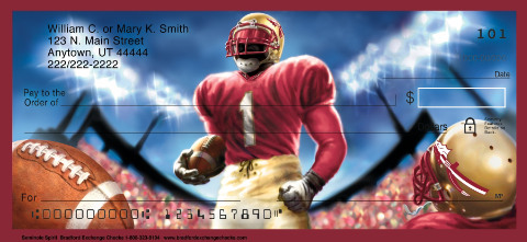 Seminole Spirit Personal Checks