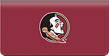 Florida State University Checkbook Cover