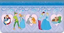 Disney Classic Romance Checkbook Cover