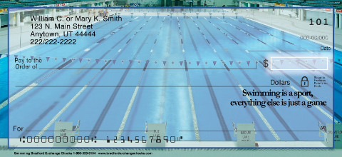 Swimming Personal Checks