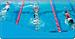 Swimming Checkbook Cover