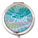 Faith Hope Christ Compact