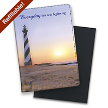 The Lighthouses You Love Travel with You on this Inspirational Notebook