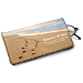 Footprints Eyeglass Case