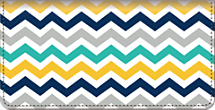 Chevron Chic Checkbook Cover