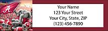 Bama Spirit Return Address Label
