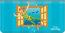 Peter Pan Checkbook Cover