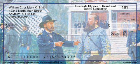 Union Generals Personal Checks