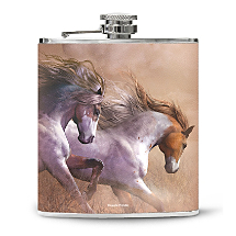 This Handsome Flask Provides the Freedom to Imbibe and Not Advertise