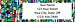 Stained Glass Return Address Label