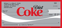 Diet Coke® Personal Checks