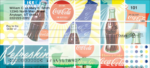 Have a Coca-Cola® Personal Checks