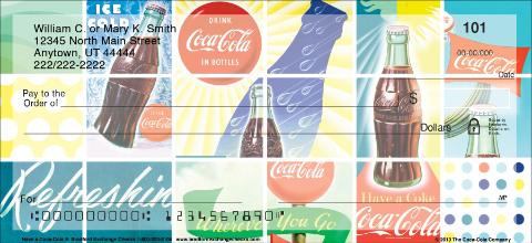 Have a Coca-Cola® Personal Checks