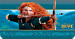 Disney Pixar Brave Checkbook Cover