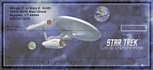 Star Trek™ Ships Personal Checks