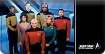 Star Trek The Next Generation Checkbook Cover