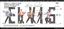 Elvis Personal Checks