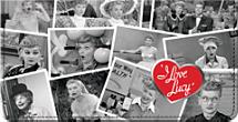 I Love Lucy Classics Checkbook Cover