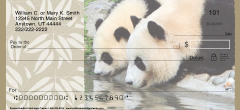 Pandas Personal Checks