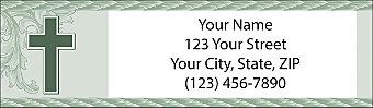 Seasons of Faith Return Address Label