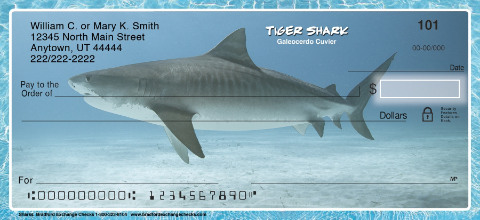 personal checks sharks personal checks