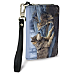 Heart of the Wolf Pack Small Wristlet Purse
