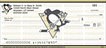 Pittsburgh Penguins® LOGO NHL® Personal Checks