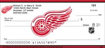 Detroit Red Wings® Logo NHL® Personal Checks