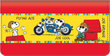 Snoopy Checkbook Cover
