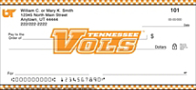 University of Tennessee Personal Checks