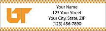 University of Tennessee Return Address Label