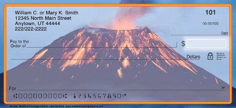 Volcanos Personal Checks