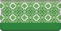 Celtic Knots Checkbook Cover