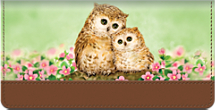Owl Always Love You Checkbook Cover