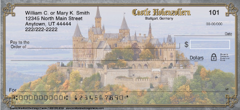 Castles Personal Checks