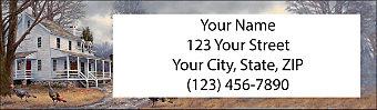 Life Made Simple Return Address Label
