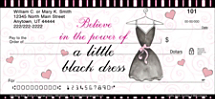 Little Black Dress Personal Checks