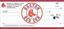 Boston Red Sox™ MLB® Logo Personal Checks