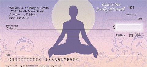 Yoga Personal Checks