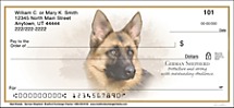 Best Breeds - German Shepherd Personal Checks