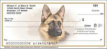Best Breeds - German Shepherd Personal Checks