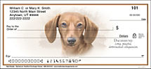 Best Breeds - Dachshund Personal Checks