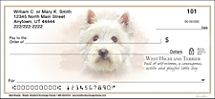 Best Breeds - West Highland Terrier Personal Checks