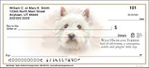 Best Breeds - West Highland Terrier Personal Checks