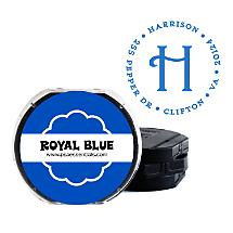 Royal Blue Stamp Ink Refill