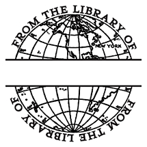Globe Fill-in Stamp